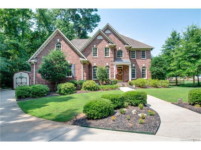 18441 Davidson Concord Road, Davidson, NC 28036 (#3291508) :: LePage Johnson Realty Group, Inc.