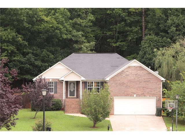 3927 Cassidy Drive, Waxhaw, NC 28173 (#3291596) :: High Performance Real Estate Advisors