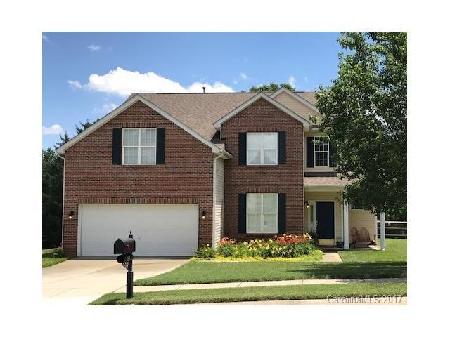 8411 Laurel Run Drive #21, Charlotte, NC 28269 (#3291623) :: LePage Johnson Realty Group, Inc.