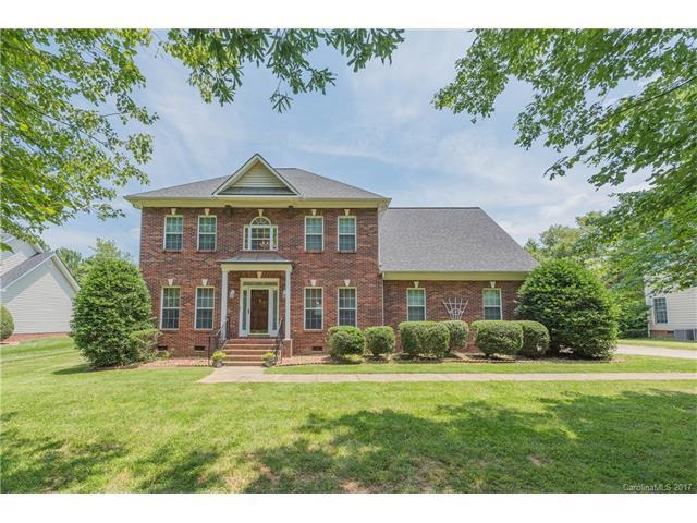 542 Dovefield Drive, Indian Trail, NC 28079 (#3291884) :: The Elite Group
