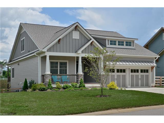 87 Birchbark Drive, Mills River, NC 28759 (#3291990) :: Stephen Cooley Real Estate Group