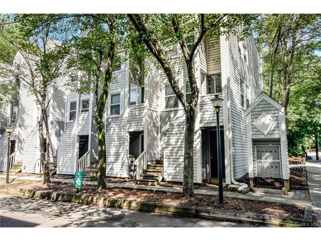 721 N Poplar Street #8, Charlotte, NC 28202 (#3292226) :: High Performance Real Estate Advisors