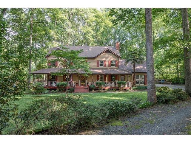 5427 Birchhill Road, Mint Hill, NC 28227 (#3292272) :: The Elite Group