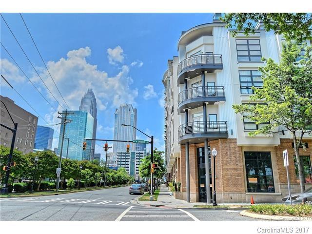 525 E 6th Street #302, Charlotte, NC 28202 (#3292320) :: MECA Realty, LLC