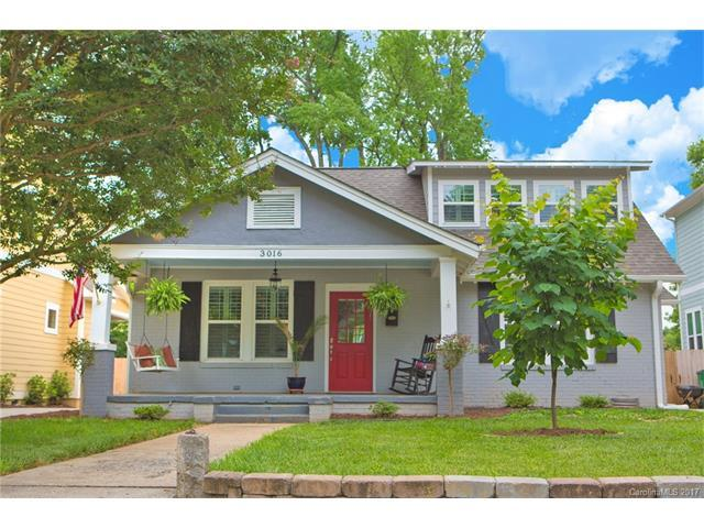 3016 Attaberry Drive, Charlotte, NC 28205 (#3292481) :: High Performance Real Estate Advisors