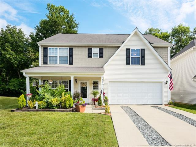 2331 Richard Rozzelle Drive, Charlotte, NC 28214 (#3292738) :: Cloninger Properties