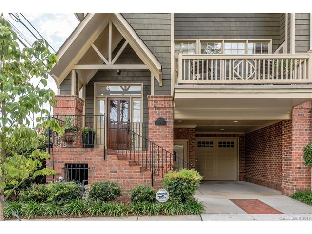 1023 Oriole Street #1, Charlotte, NC 28203 (#3292782) :: High Performance Real Estate Advisors