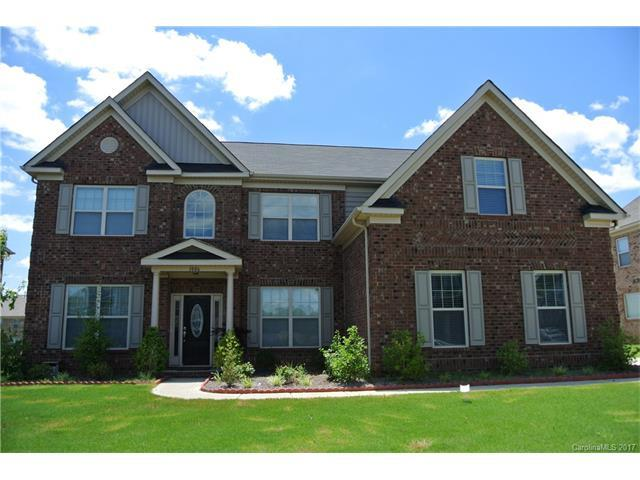 1006 Clover Hill Road, Indian Trail, NC 28079 (#3292819) :: The Elite Group