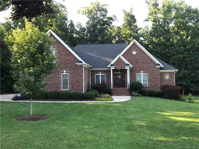 11515 Lemmond Acres Drive, Mint Hill, NC 28227 (#3292846) :: The Ann Rudd Group