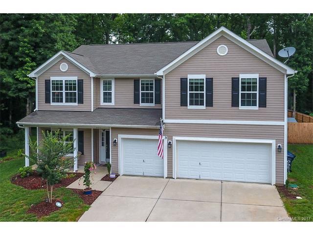 6017 Pamela Street, Huntersville, NC 28078 (#3292907) :: Cloninger Properties