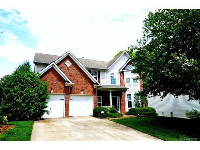 11829 Fox Glen Road, Charlotte, NC 28269 (#3292991) :: Cloninger Properties