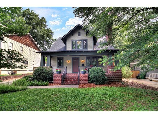 601 Magnolia Avenue, Charlotte, NC 28203 (#3293409) :: The Ann Rudd Group