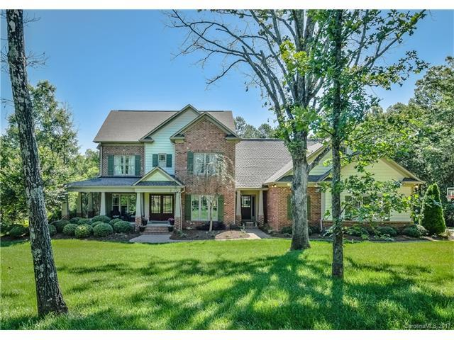 9632 Earnhardt Lake Road, Davidson, NC 28036 (#3293429) :: The Andy Bovender Team