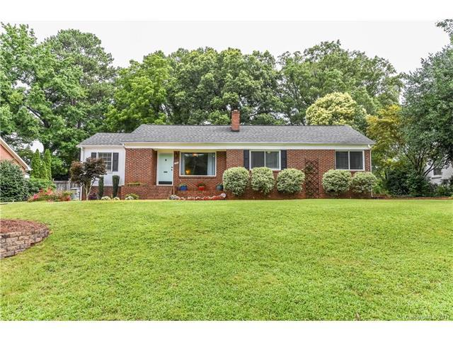 1319 Drexmore Avenue, Charlotte, NC 28209 (#3293451) :: High Performance Real Estate Advisors