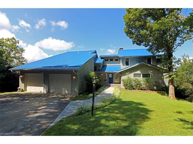 1241 Cantrell Mountain Road, Brevard, NC 28712 (#3293480) :: Puffer Properties