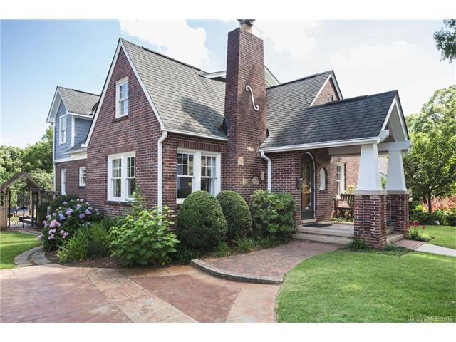 1817 Asheville Place, Charlotte, NC 28203 (#3293579) :: High Performance Real Estate Advisors