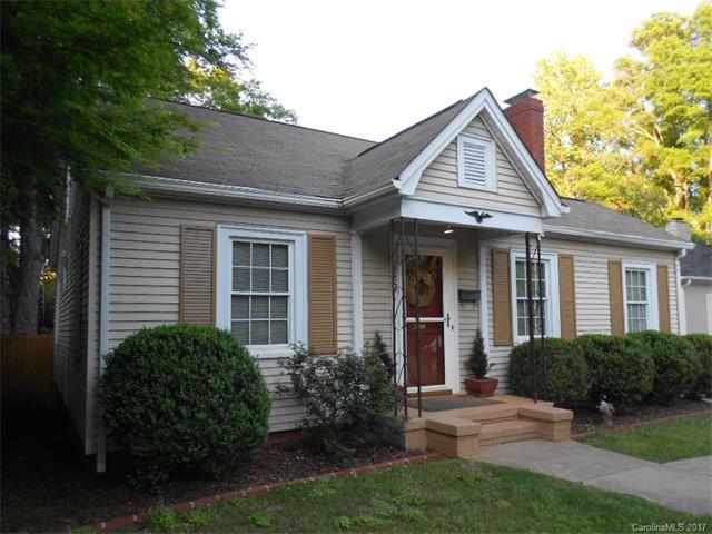 2621 Shenandoah Avenue #16, Charlotte, NC 28205 (#3293642) :: The Ann Rudd Group