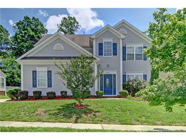 12020 Regal Lily Lane, Huntersville, NC 28078 (#3293647) :: High Performance Real Estate Advisors