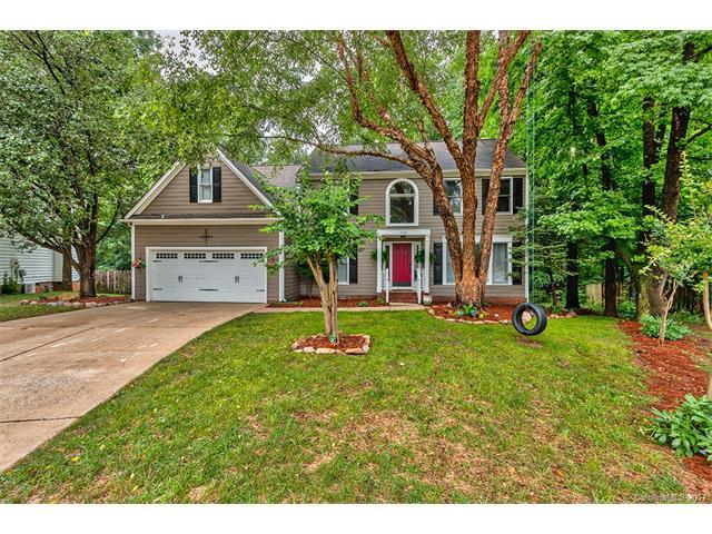 7100 Milhof Court, Charlotte, NC 28269 (#3293674) :: The Elite Group