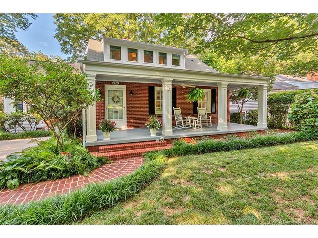 2514 Chesterfield Avenue, Charlotte, NC 28205 (#3293729) :: High Performance Real Estate Advisors