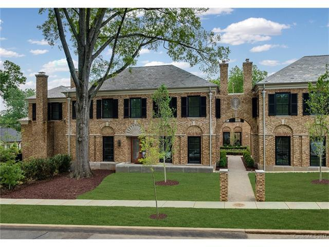 124 Cottage Place A, Charlotte, NC 28207 (#3293806) :: High Performance Real Estate Advisors