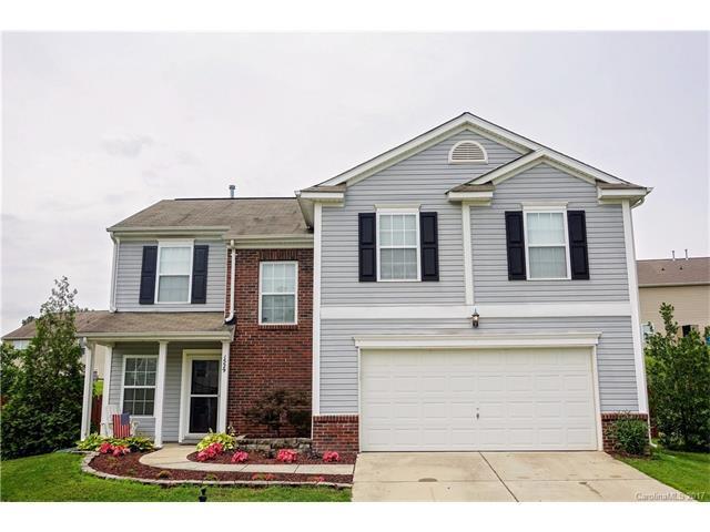 1529 Cold Creek Place, Huntersville, NC 28078 (#3293879) :: High Performance Real Estate Advisors