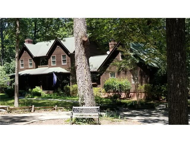 315 Earles Fort Road, Landrum, SC 29356 (#3294042) :: Exit Mountain Realty