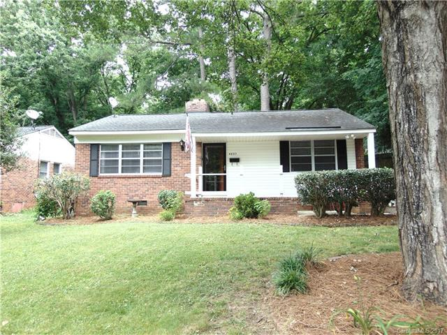4837 Valley Stream Road #38, Charlotte, NC 28209 (#3294066) :: The Elite Group