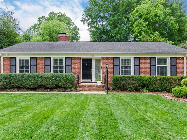 1238 Marlwood Terrace, Charlotte, NC 28209 (#3294241) :: The Ann Rudd Group