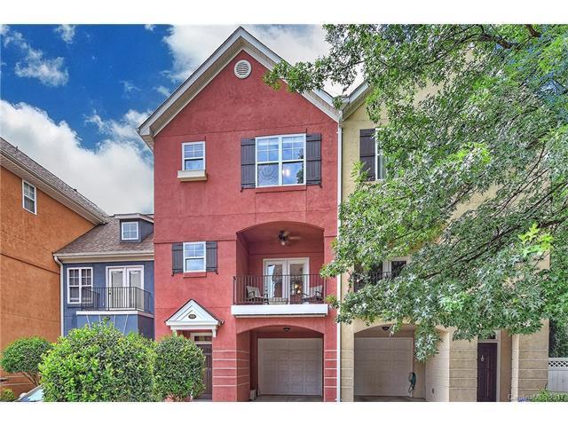 910 Hawthorne Bridge Court #910, Charlotte, NC 28204 (#3294285) :: Pridemore Properties