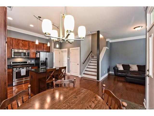 3475 Spencer Street #129, Charlotte, NC 28205 (#3294376) :: High Performance Real Estate Advisors