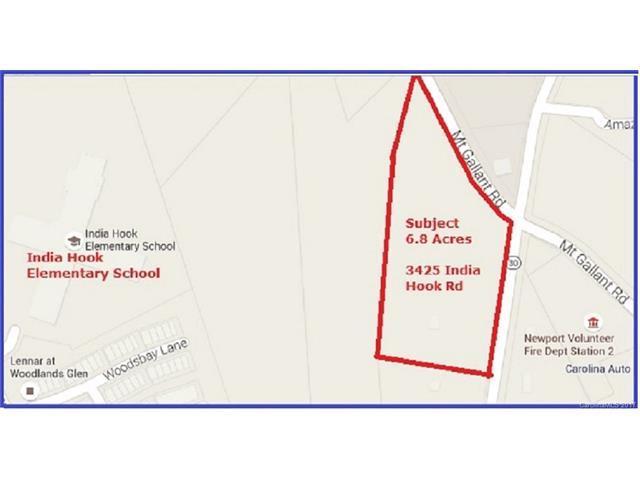 3435 India Hook Road, Rock Hill, SC 29732 (#3294419) :: The Ann Rudd Group