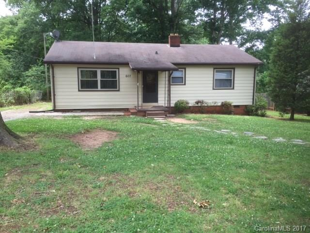 607 N Miller Avenue, Statesville, NC 28677 (#3294478) :: LePage Johnson Realty Group, Inc.