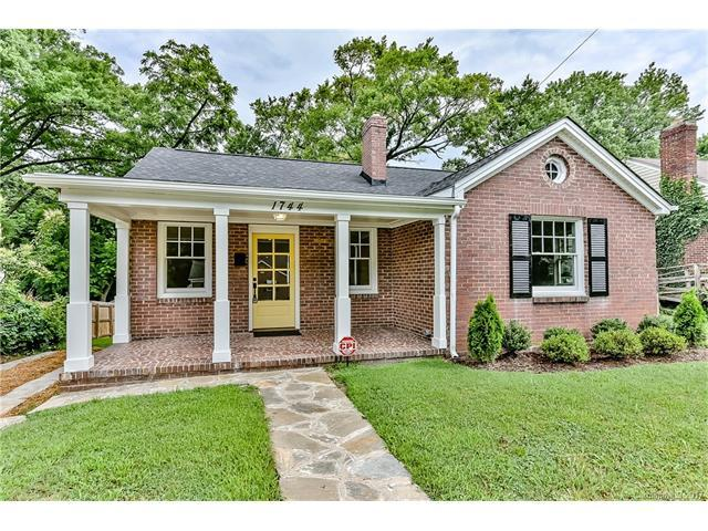1744 Merriman Avenue, Charlotte, NC 28203 (#3294802) :: LePage Johnson Realty Group, Inc.