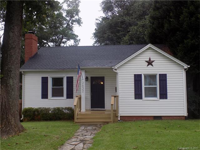 2632 Commonwealth Avenue #9, Charlotte, NC 28205 (#3295025) :: Rinehart Realty