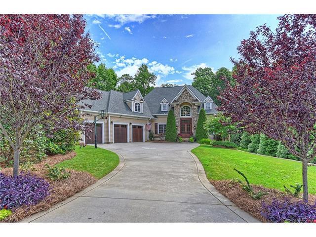 18901 River Falls Drive, Davidson, NC 28036 (#3295428) :: Carlyle Properties