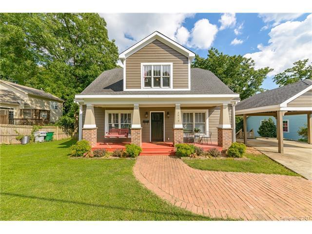 2910 N Alexander Street, Charlotte, NC 28205 (#3295471) :: Pridemore Properties