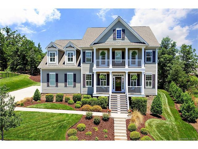 12910 Olive Park Drive, Huntersville, NC 28078 (#3295812) :: The Andy Bovender Team