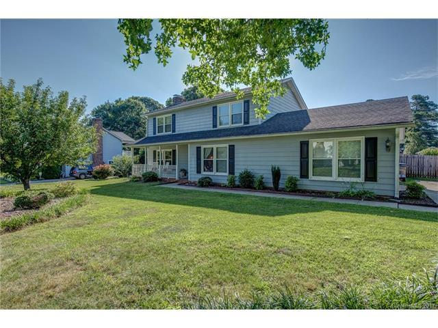 1448 Morrocroft Trail, Gastonia, NC 28054 (#3296140) :: The Andy Bovender Team