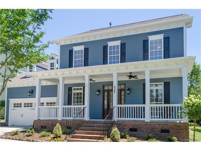 834 Brooks Mill Drive, Tega Cay, SC 29708 (#3296174) :: Miller Realty Group