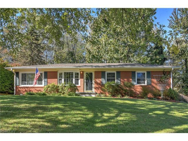 30 Grandview Circle #43, Asheville, NC 28806 (#3297255) :: Exit Mountain Realty
