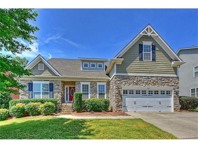 4017 W Sandy Trail, Indian Land, SC 29707 (#3297396) :: Stephen Cooley Real Estate Group