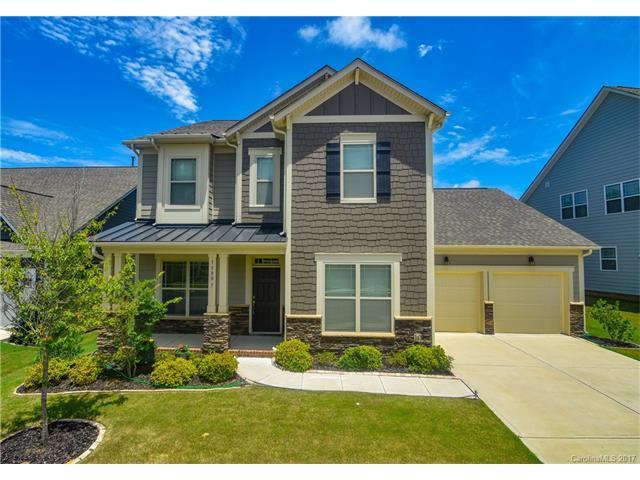 13907 Tilesford Lane #42, Huntersville, NC 28078 (#3297911) :: Lodestone Real Estate