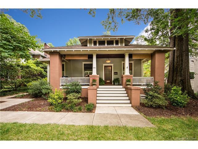 526 Lamar Avenue, Charlotte, NC 28204 (#3298129) :: Pridemore Properties