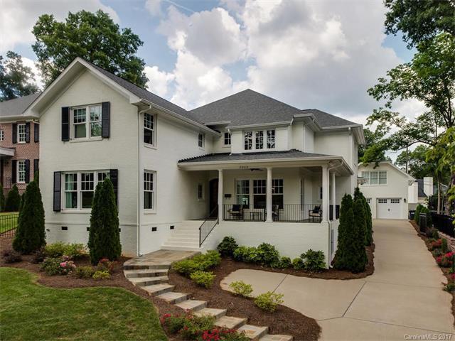 3005 Hanson Drive, Charlotte, NC 28207 (#3298456) :: Lodestone Real Estate