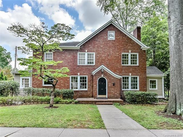 1640 Dilworth Road E, Charlotte, NC 28203 (#3298794) :: Pridemore Properties