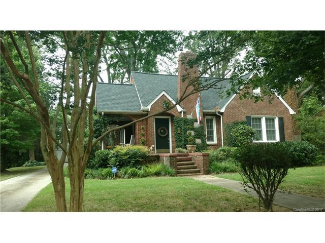 2438 Shenandoah Avenue, Charlotte, NC 28205 (#3298897) :: Lodestone Real Estate