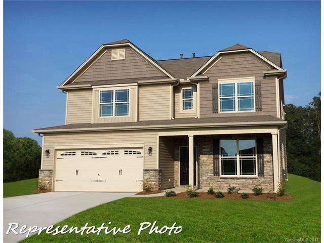 4210 Falls Lake Drive SW Lot 1, Concord, NC 28025 (#3299665) :: The Andy Bovender Team
