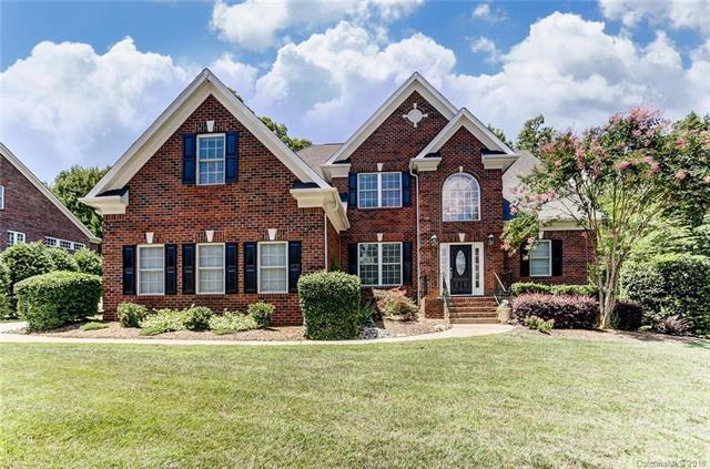 8200 Denholme Drive, Waxhaw, NC 28173 (#3299679) :: Odell Realty Group