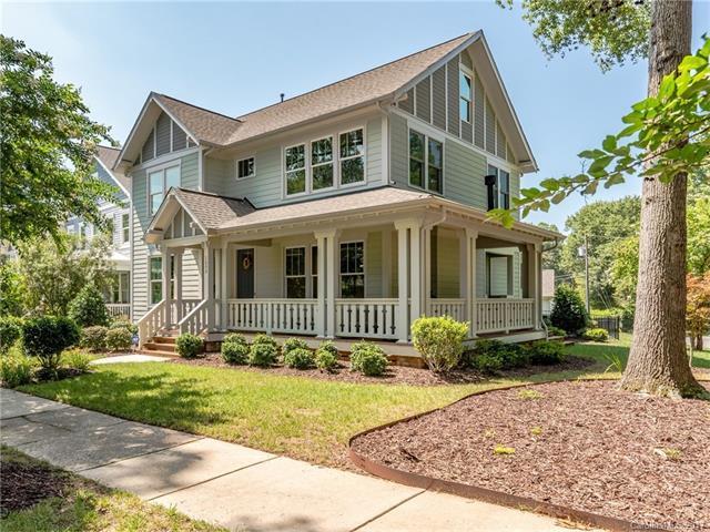 1800 Belvedere Avenue, Charlotte, NC 28205 (#3299713) :: Pridemore Properties